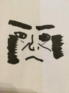 ゴルゴ13 by ちょこ画伯